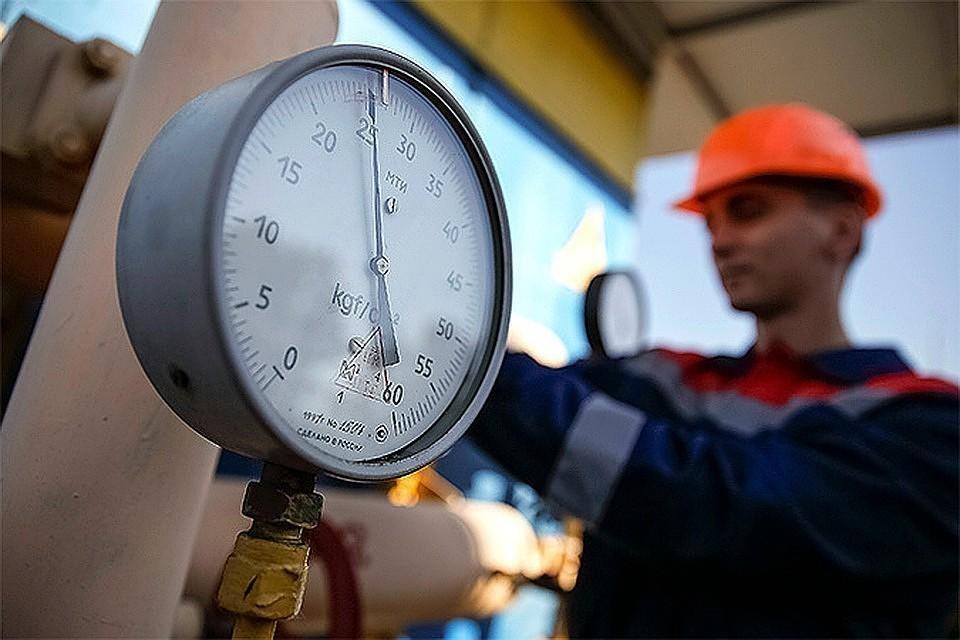 Цена на газ в Европе почти достигла 700 долларов за тысячу кубометров