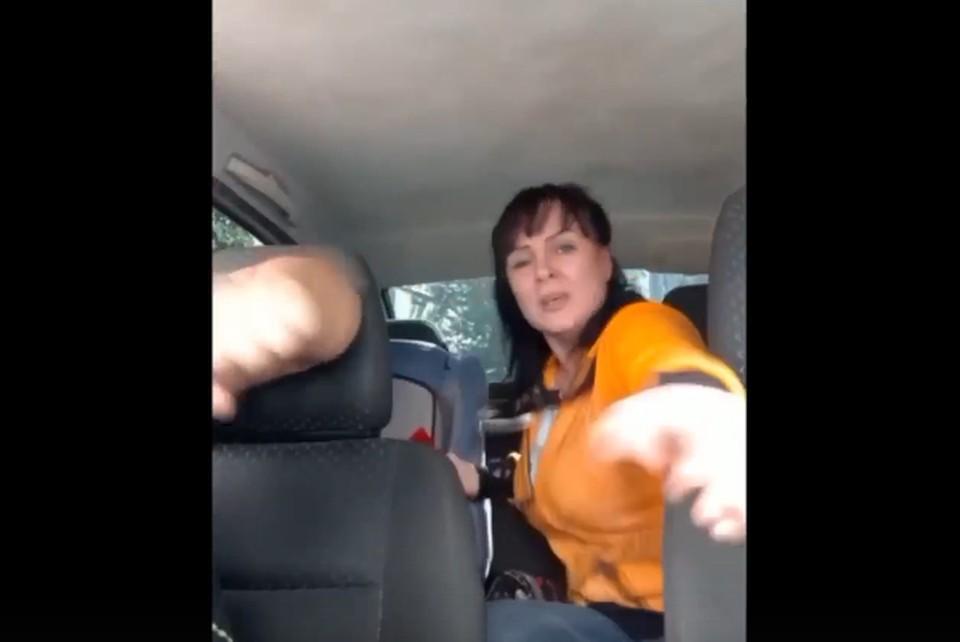 Жительница Балакова напала на таксиста