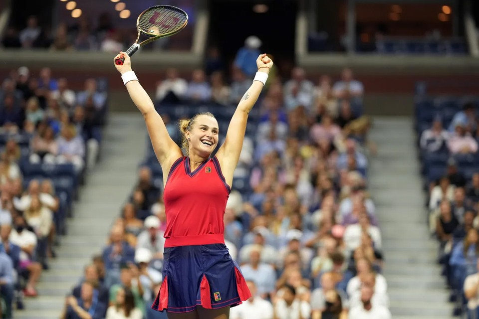 Арина Соболенко не смогла завоевать путевку в финал US Open. Фото: Darren Carroll/USTA