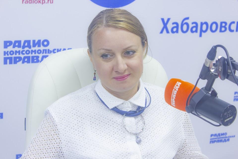Валентина Филоненко, заместитель министра - начальник управления внешнеэкономических связей и поддержки экспорта
