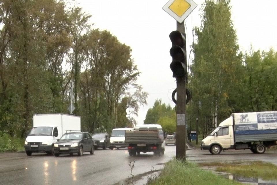 Этот перекресток оставался последним проблемным объектом. Фото: admkirov.ru