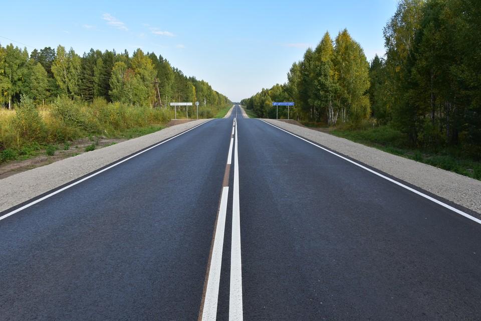 У дорожников осталось очень мало времени на ремонт трасс и улиц в Томской области!