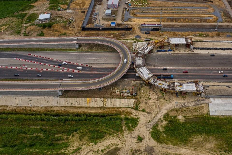 В Ростове на строительство моста на южном подъезде выделили более 114,5 миллионов рублей