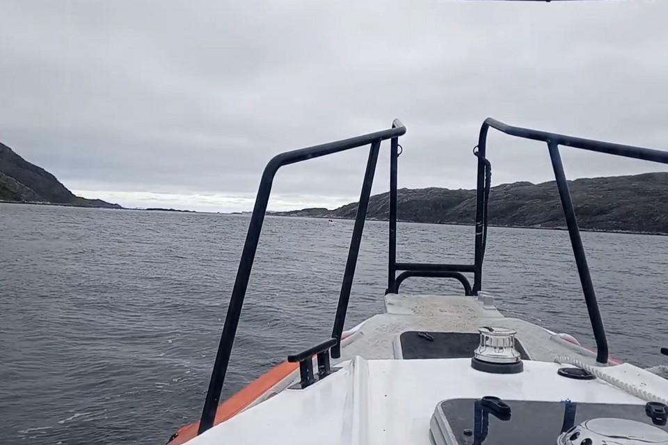 Поиск на севере Норвегии не дал результатов.