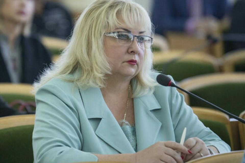 Светлана Малахова рассказала, насколько увеличатся выплаты в ЛНР. Фото: ЛИЦ