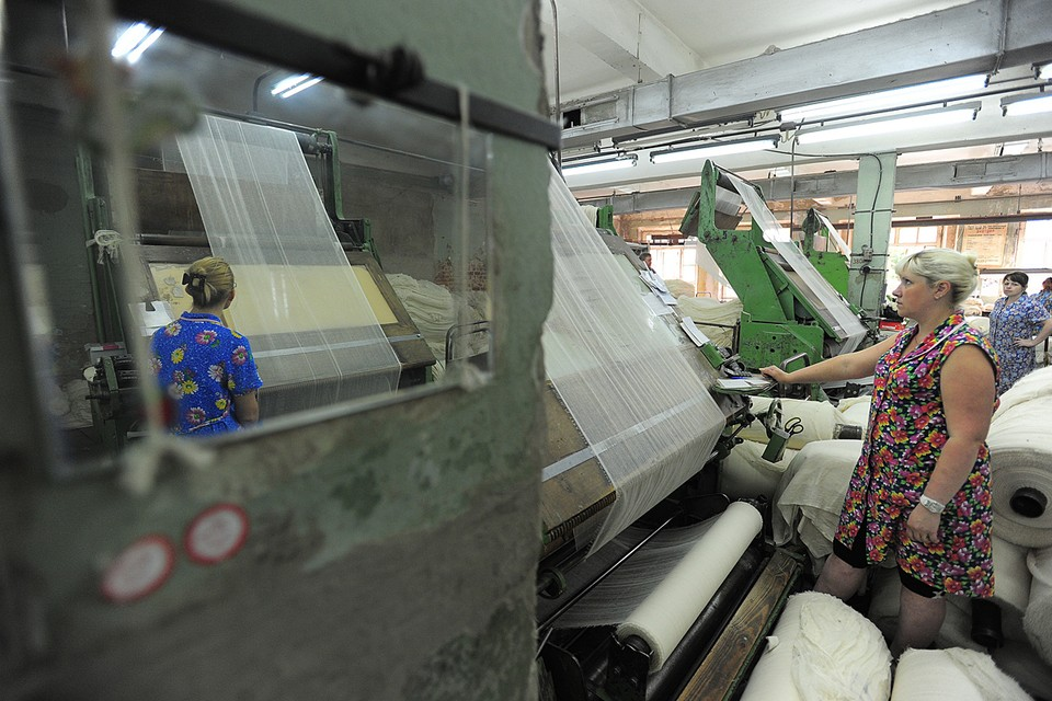 Французский след в текстильной истории столицы - одна из тематических прогулок. Фото ТАСС/ Владимир Смирнов
