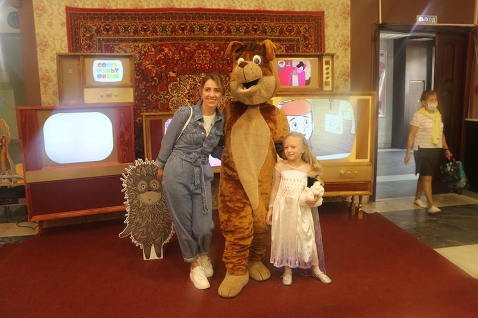 Ожившие картинки: Большой фестиваль мультфильмов открылся в Хабаровске во второй раз
