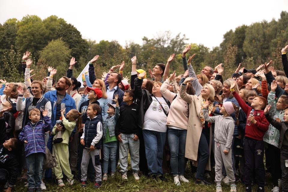 Высадка приурочена к 100-летию музея-усадьбы «Ясная Поляна» и проходит в рамках ESG-проекта Сбербанка «Сбереги планету»