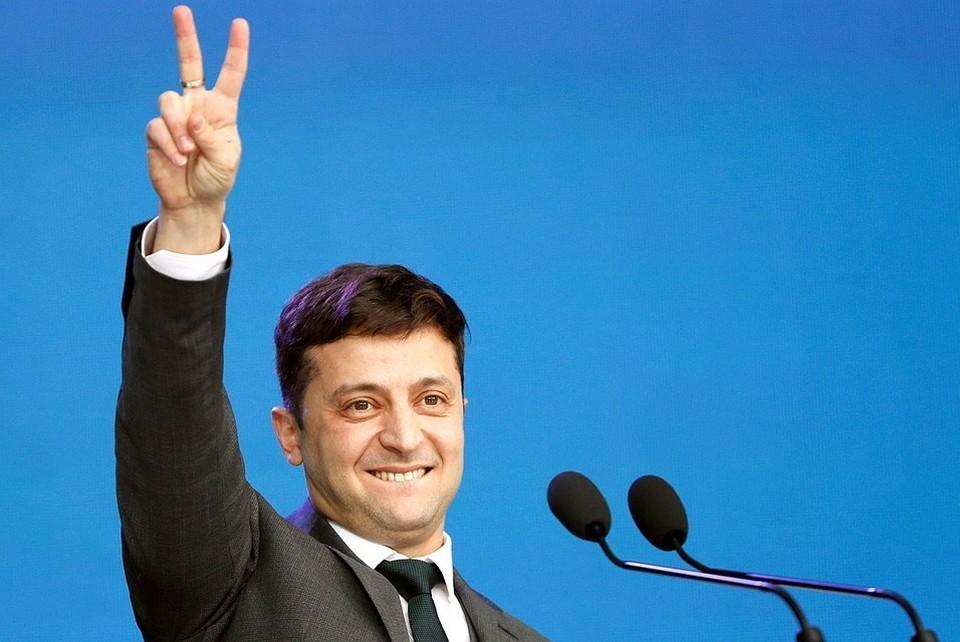 Зеленский заявил о желании провести зимнюю Олимпиаду на Украине