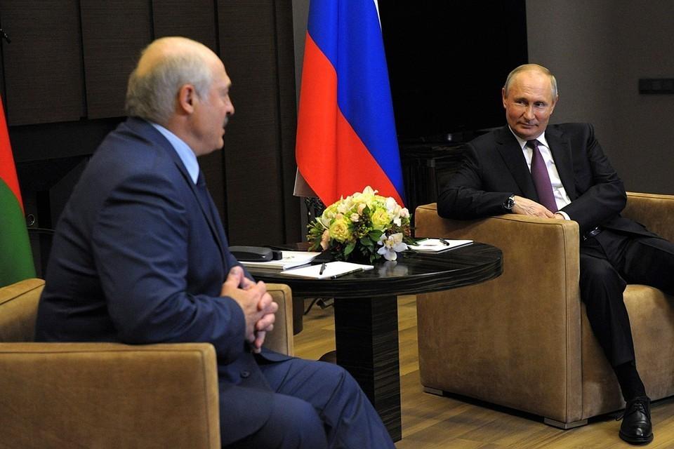 Пресс-секретарь Лукашенко назвала встречу президентов РФ и Белоруссии максимально результативной