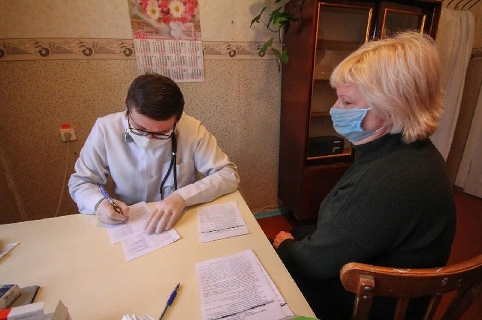 Новые исследования на ковид не проводились, но врачи осуществляли прием больных