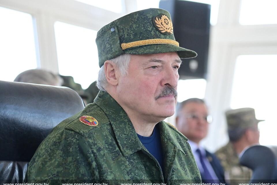Беларусь не будет разговаривать с Западом, пока не будут сняты санкции, заявил Лукашенко. Фото: president.gov.by