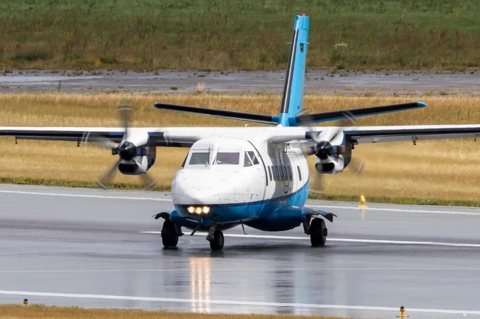 Видео с места крушения L-410 в Иркутской области 12 сентября 2021 появилось в сети
