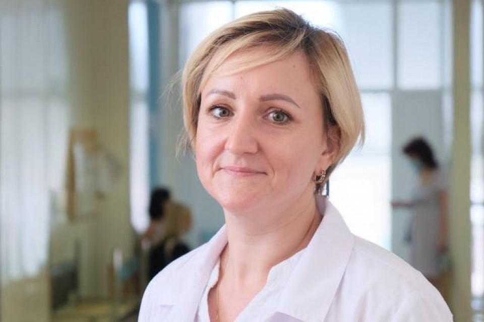 Мария Магдеева более 20 лет в медицине. Фото: облздрав