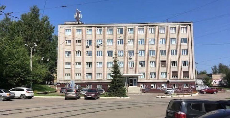 Капитальный ремонт проведут в поликлинике №3 в Смоленске. Фото: департамент здравоохранения Смоленской области.