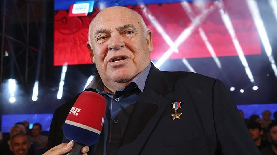 Виктор Казанцев. Фото: ТАСС/Валерий Шарифулин