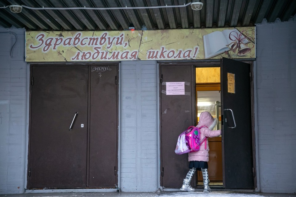 В Красноярске после видео с партами на пустыре нашлась земля под строительство школы