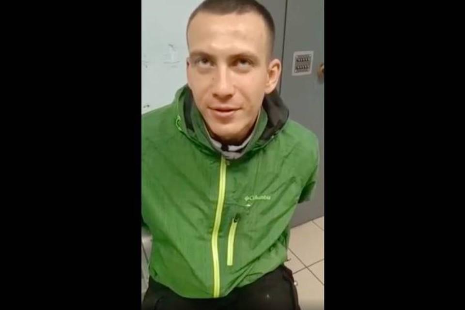 Улыбчивого закладчика задержали в Петербурге