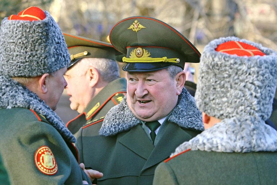 Геннадий Трошев. Фото: Дмитрий Рогулин/ТАСС