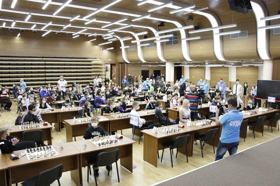 В Ханты-Мансийске открылось первенство Югры по шахматам Фото: Югорская шахматная академия
