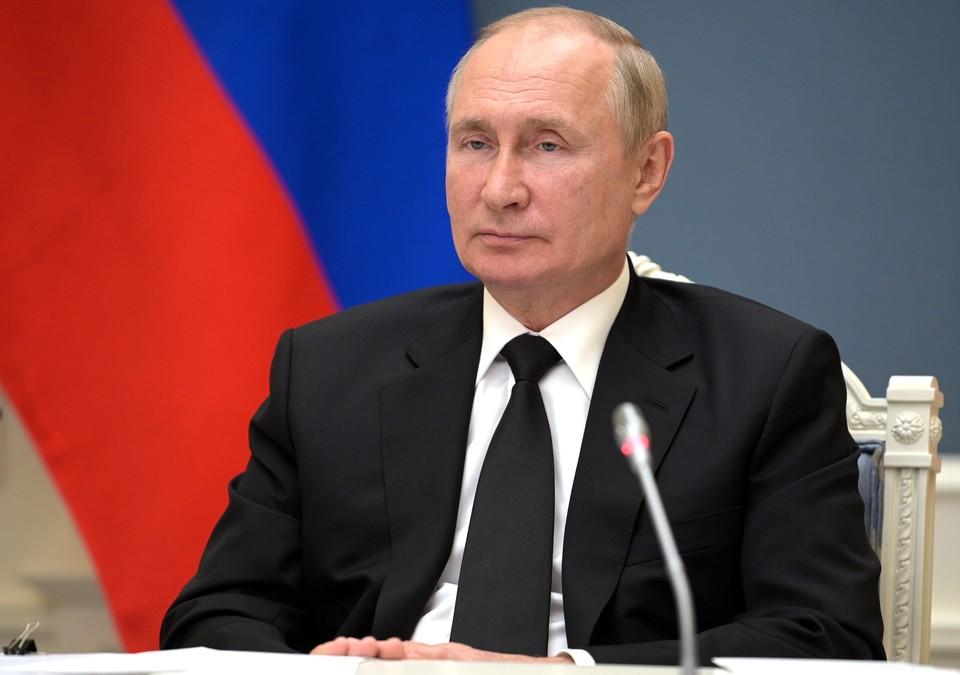 Владимир Путин призвал не забывать о плановой газификации