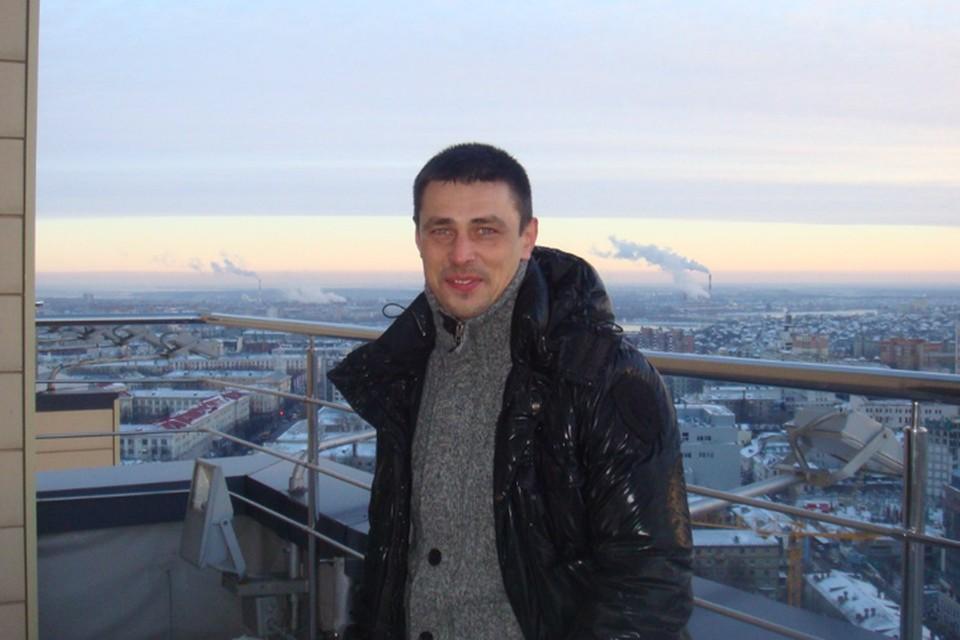 Александр Франчетти родился и жил в Воронеже, а во время событий Крымской весны жил в Севастополе. Фото: Дмитрий Лынов