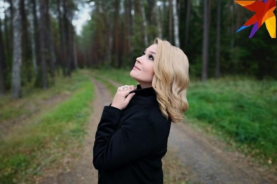 Анастасия Тиханович посвятила трогательный пост своему отцу. Фото: Алена КАМЕНЕВА