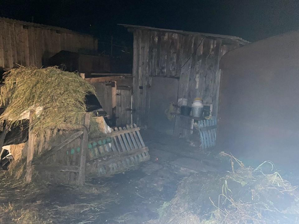 В тюменском селе женщина задушила соседку-пенсионерку платком.