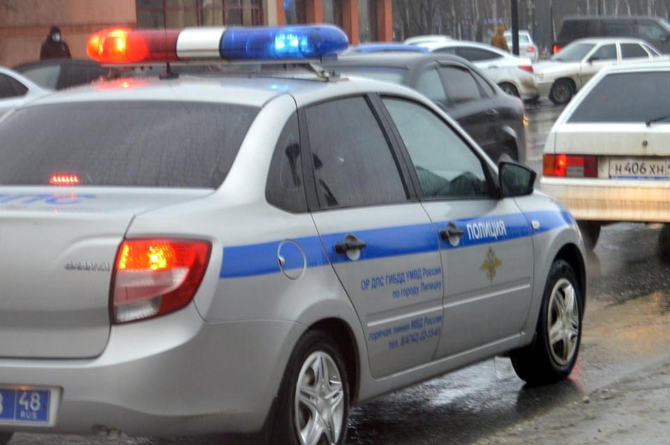 В Липецке пострадали пассажиры автобуса