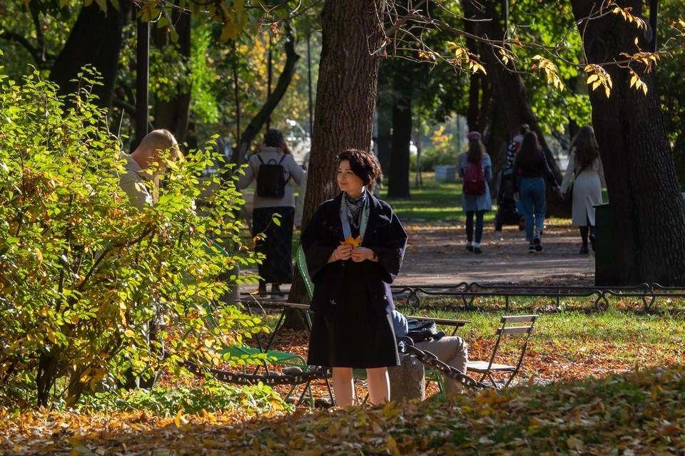 После шторма в Петербурге открыли сады и скверы