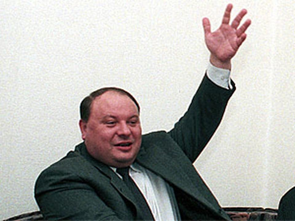 Егор Гайдар накануне чувствовал себя хорошо