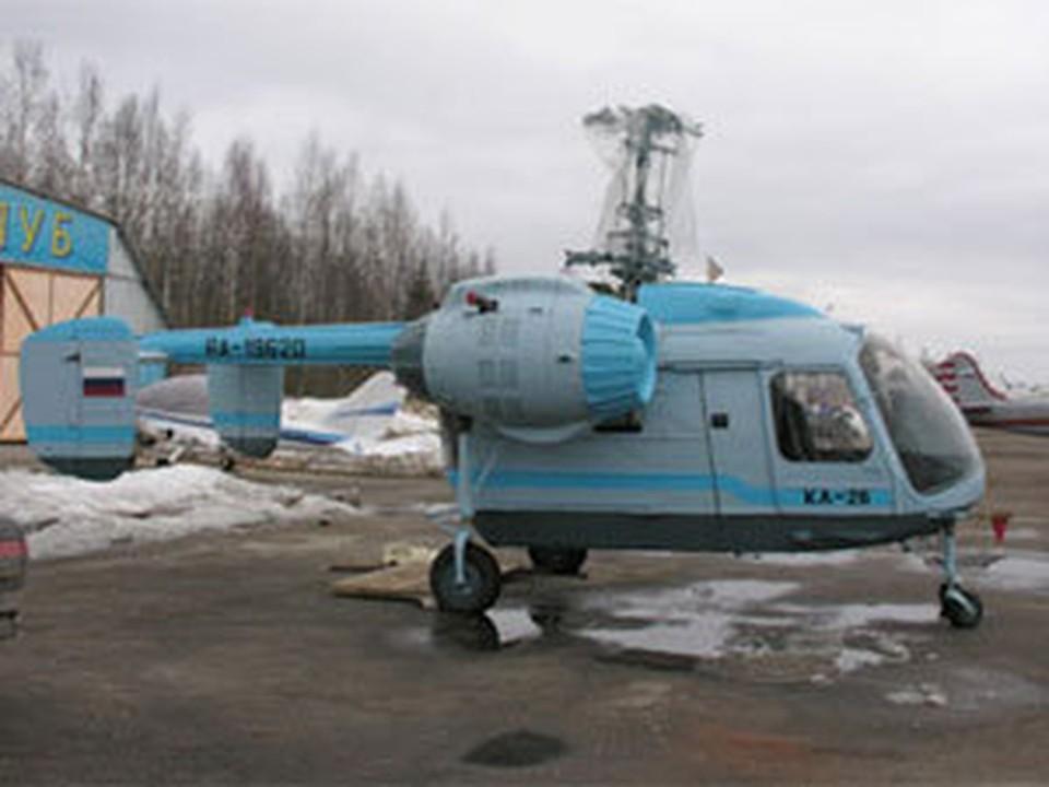 В Красноярском крае пилот улетел на вертолете от милиционеров
