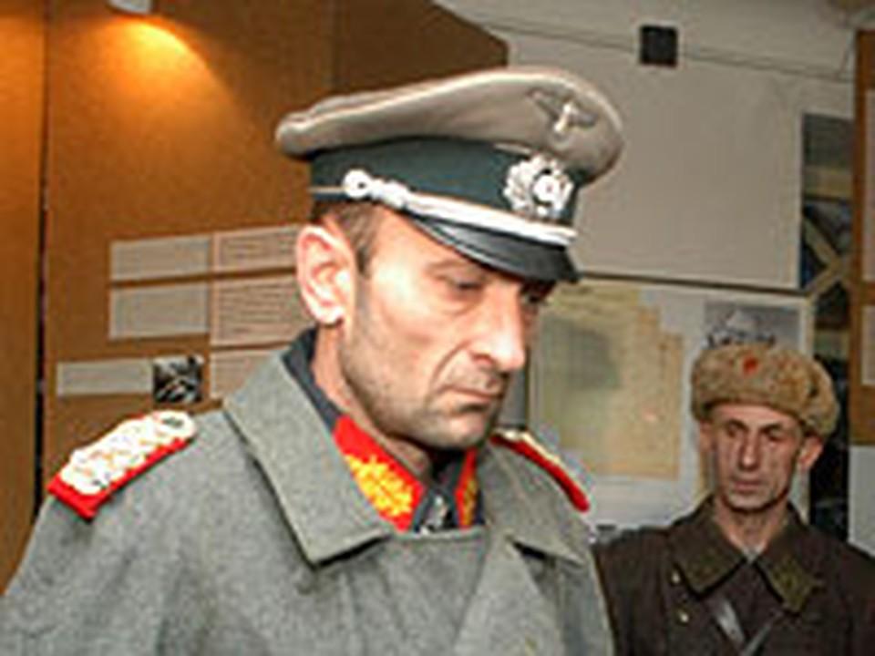 В Центральном универмаге Волгограда снова взяли в плен Паульса