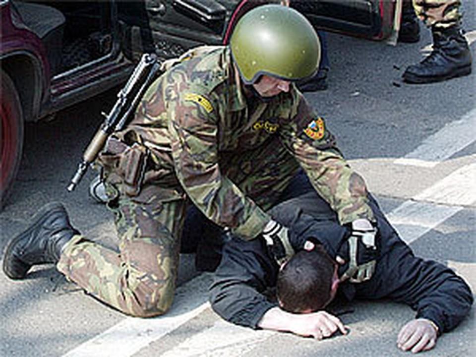Кавказцы напали на воинскую часть
