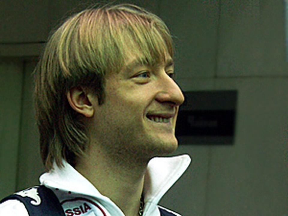 Евгений Плющенко уже думает о сочинской Олимпиаде
