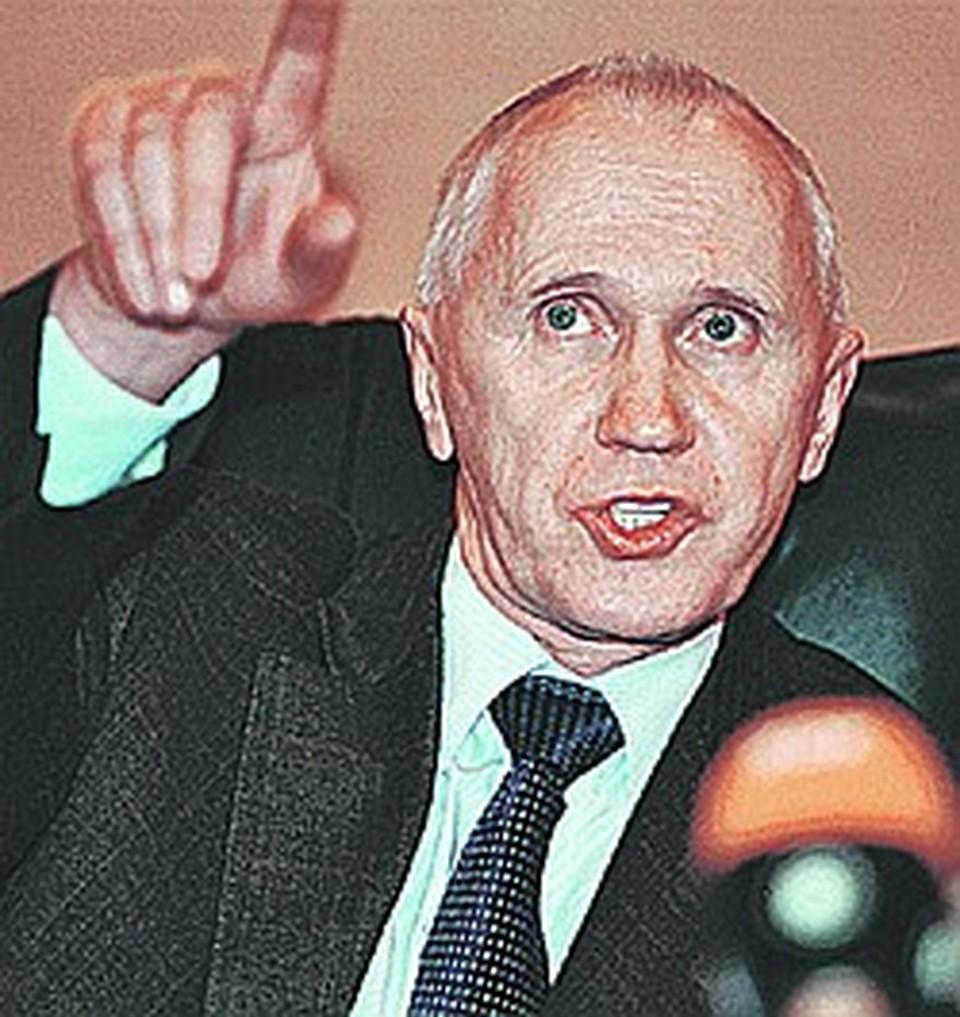 Экс-министр Евгений Адамов вышел сухим из воды?