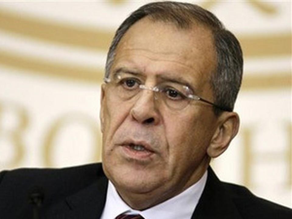 Лавров провел переговоры с председателем ПАСЕ Мевлютом Чавушоглу