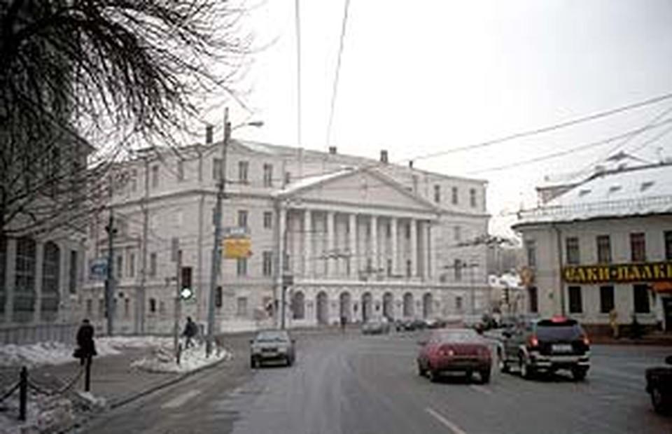 Так имение графа Мусина-Пушкина выглядит сегодня.