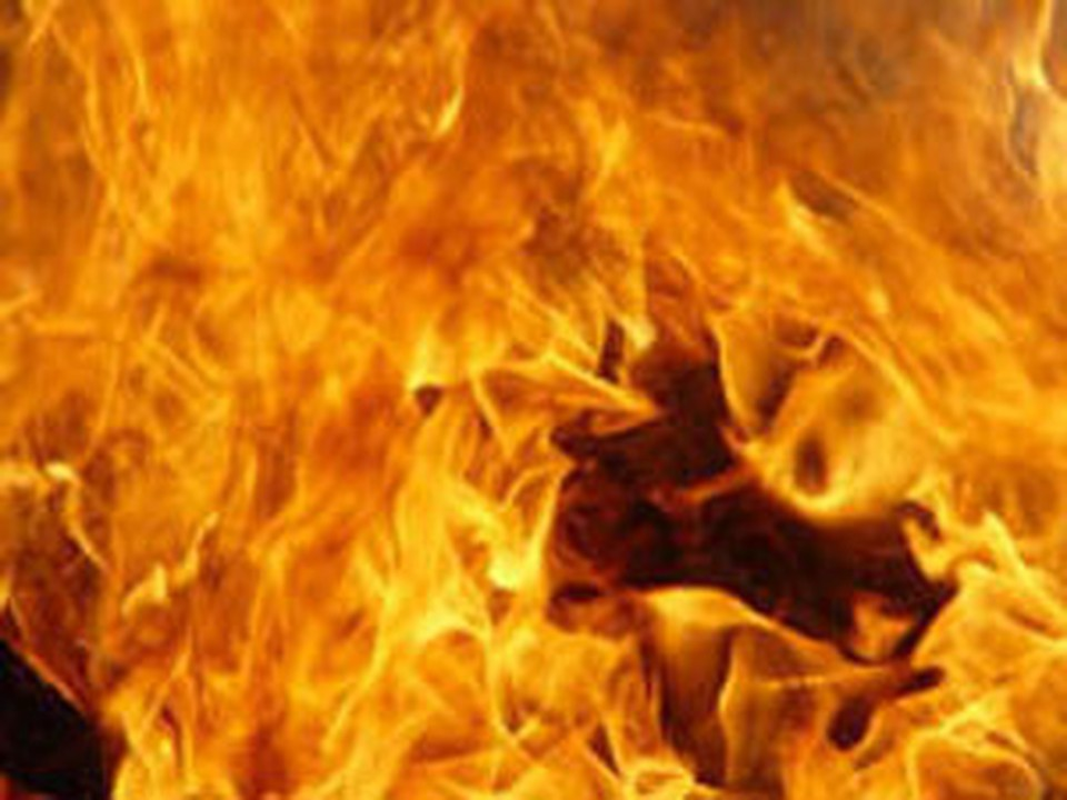 В Челябинской области муж заживо сжег свою жену.