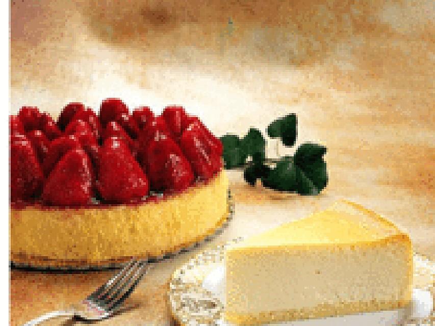 рецепт торта чизкейк с клубникой от селезнева