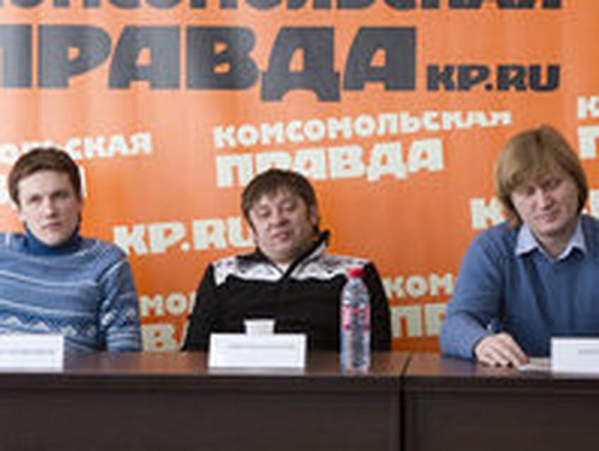 Секс алексей мясников ульяновск