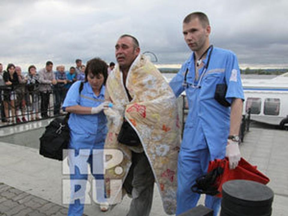 МЧС продолжает поиски спасшихся пассажиров