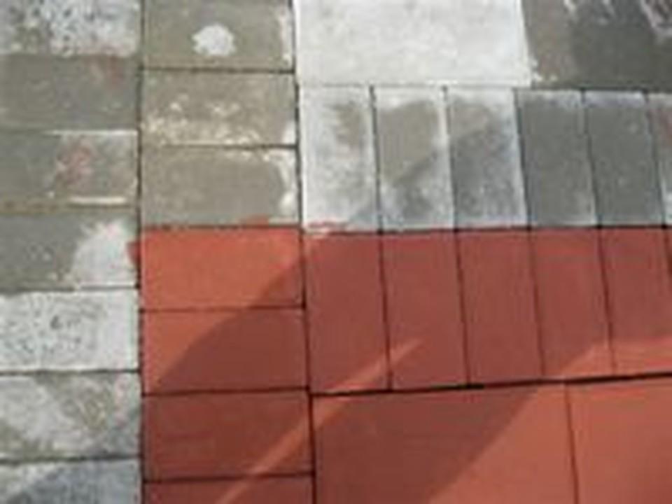 Макияж для тротуарной плитки