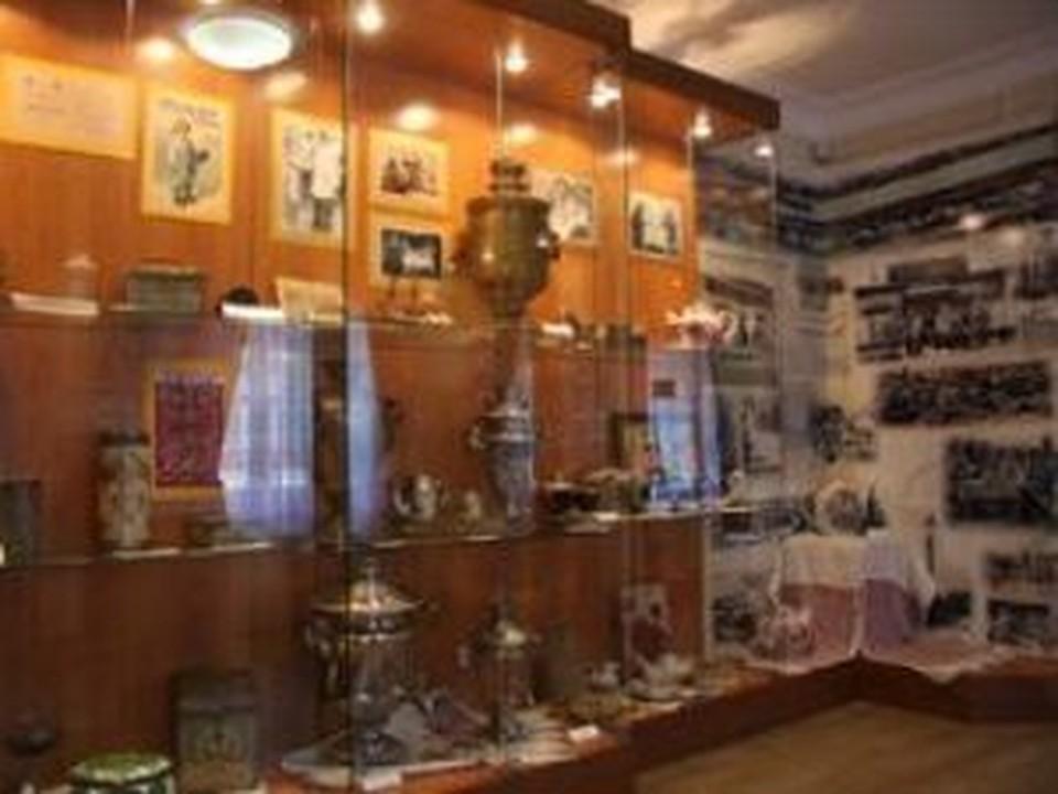 Фото с сайта Музея истории г. Иркутска