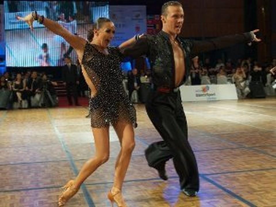 Андрей Зайцев и Анна Кузьминская завоевали серебро Чемпионата мира по латине.
