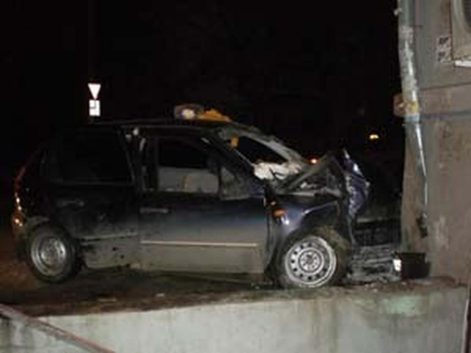 Страшная авария в Казани: разбились восемь девушек