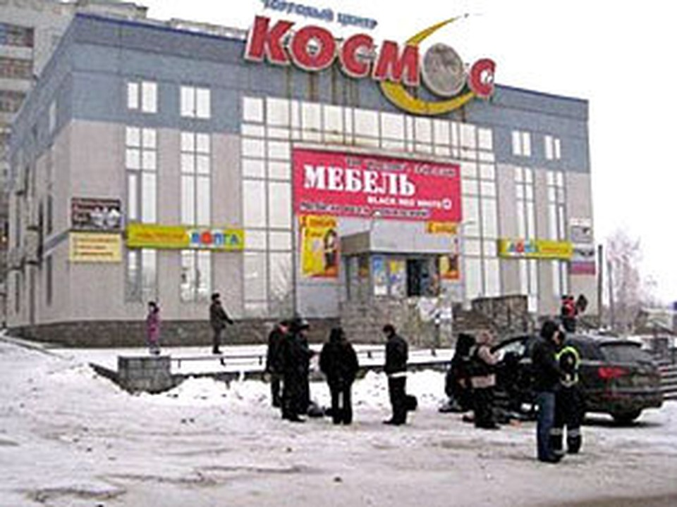 Убийство произошло 15 ноября, в 14.10 около торгового центра «Космос»