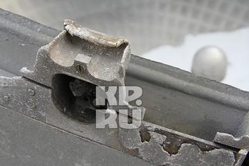 Найденный в Новосибирской области НЛО отправили на экспертизу