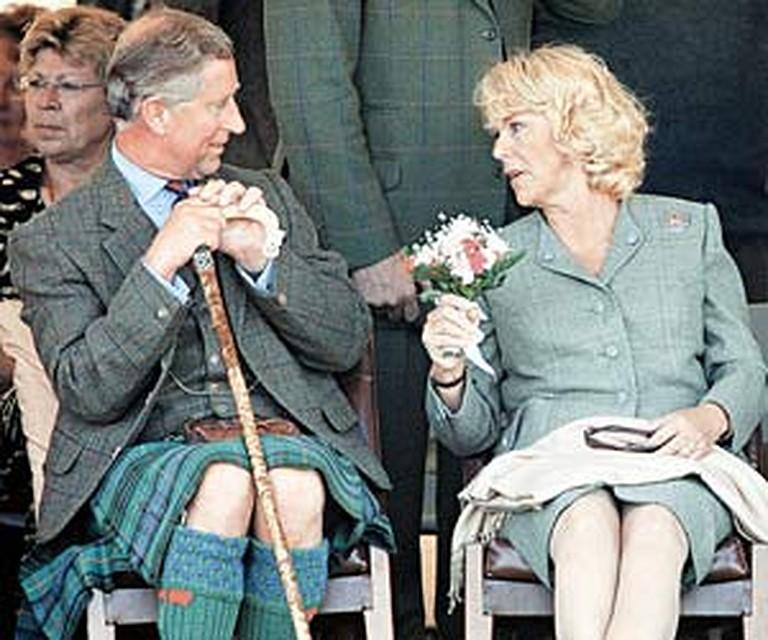 Смотреть Королевские интриги: упринца Чарльза был роман сэкс-супругой его брата видео