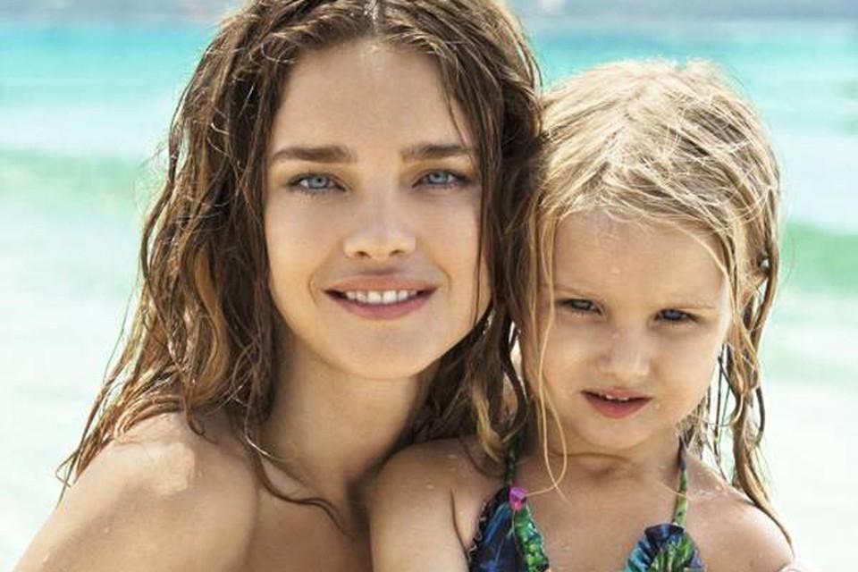 Дочь Натальи Водяновой дебютировала в качестве модели